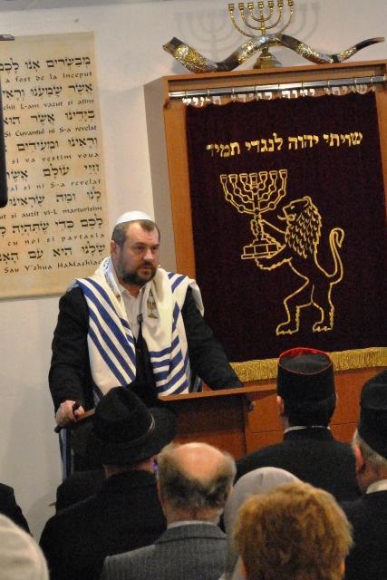 Octava de rugaciune pentru unitatea crestinilor: Sinagoga evreilor mesianici,