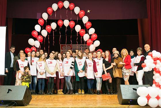 A X-a editie a Zilei Voluntarului Caritas,