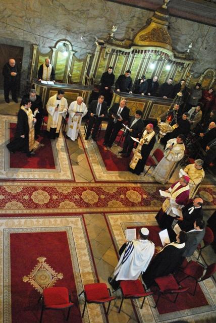 Octava de rugaciune pentru unitatea crestinilor în Catedrala Sfântul Nicolae,