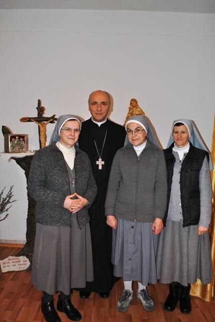 Anul Vietii Consacrate – Surorile Minime ale Reginei Purgatoriului,
