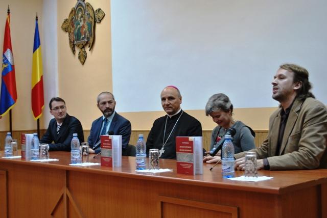 Lansare de carte interconfesionala la Seminarul Greco-Catolic,