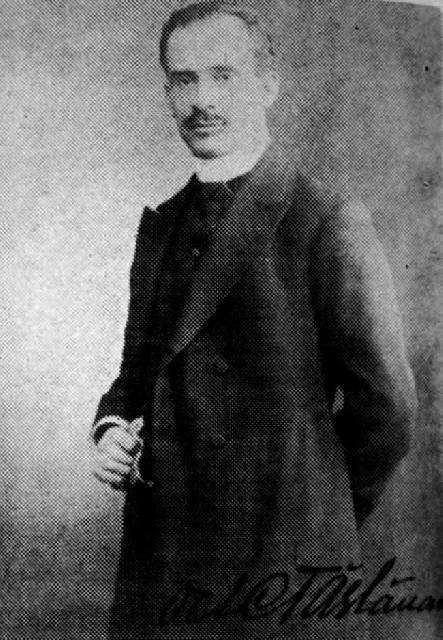 Octavian Codru Taslauanu – 140 de ani de la nastere,