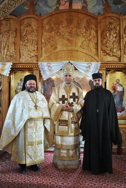 """Anul Vietii Consacrate – Calugarii Ordinului """"Sfântului Vasile cel Mare"""","""