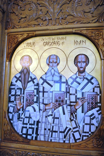 "Hramul ""Bisericii Sfintii Trei Ierarhi"" din Beius,"