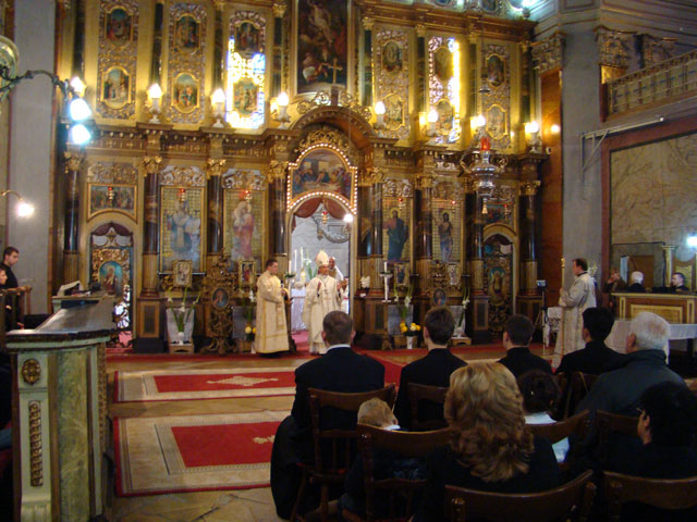 """""""Predica E.S. Francisco-Javier Lozano la Liturghia de duminica, 31 octombrie 2010"""","""