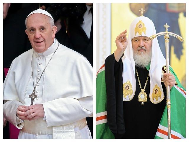Comunicat de presa comun: Sfântul Scaun si Patriarhatul de Moscova,