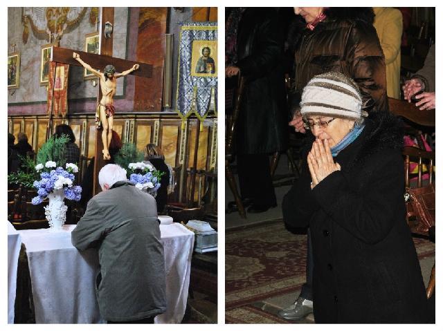 Liturghie Arhiereasca de Ziua Internationala a Bolnavului la Oradea,