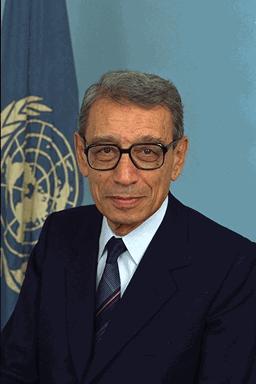 """""""A murit fostul secretar ONU, Boutros-Ghali"""","""