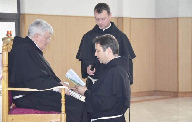 """Noul ministru provincial al Provinciei """"Sfântului Iosif"""","""