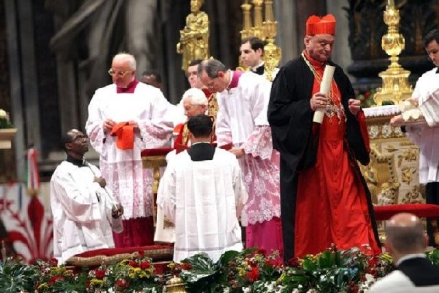Patru ani de la ridicarea la demnitatea de cardinal a Preafericitului Parinte Lucian,