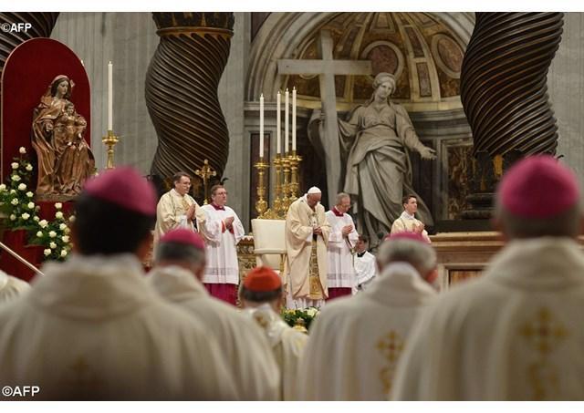 """Curia Romana celebreaza Jubileul milostivirii: """"Cu privirea si gândul la Cristos!"""","""