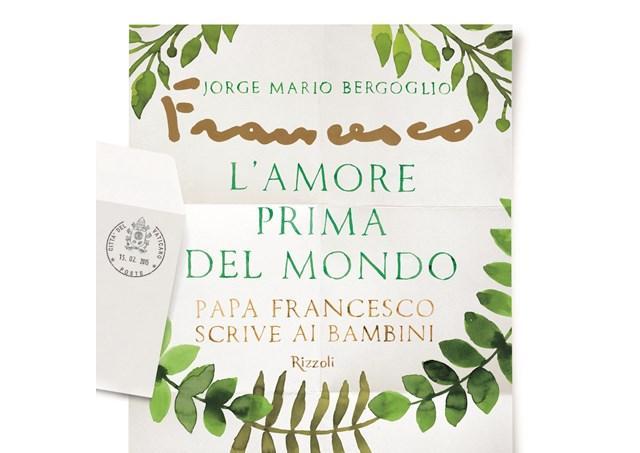 Cartea papei Francisc adresata copiilor,