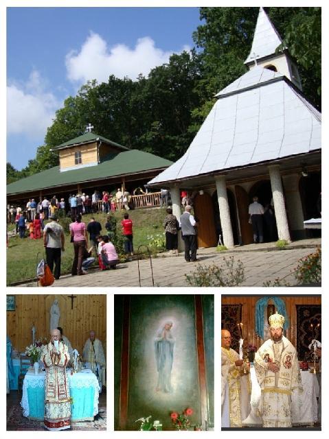 """Instituirea unui Pelerinaj National pentru întreaga Biserica Româna Unita cu Roma, Greco-Catolica"","