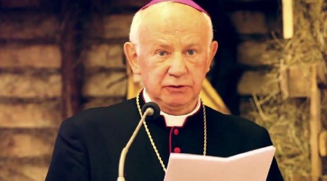 """""""A trecut la cele vesnice ÎPS Janusz Bolonek, fost Nuntiu Apostolic în România"""","""