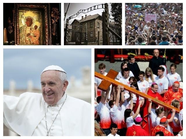 Papa Francisc va participa la Ziua Mondiala a Tinerilor,