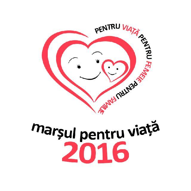 Invitatie: Marsul pentru Viata 2016,