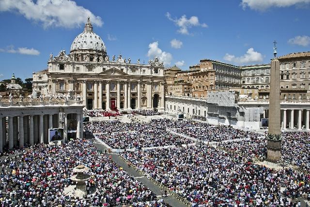 Biserica Catolica în lume,