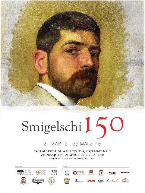 Invitatie :Octavian Smigelschi – omagiat la 150 de ani de la nastere,
