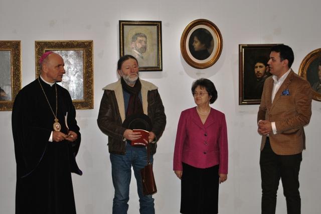 Octavian Smigelschi omagiat la Sibiu,