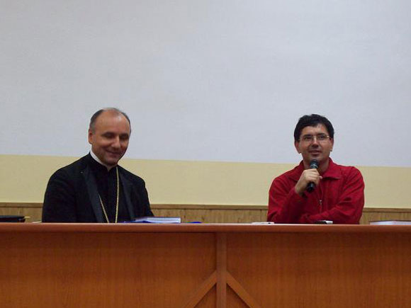 Interviu cu Episcopul Virgil Bercea realizat de Cristian Badilita,