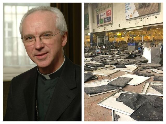 """Mesajul de solidaritate a Preasfintiei Sale Virgil Bercea adresat Excelentei Sale Josef de Kesel, Arhiepiscop de Bruxelles Malines"","
