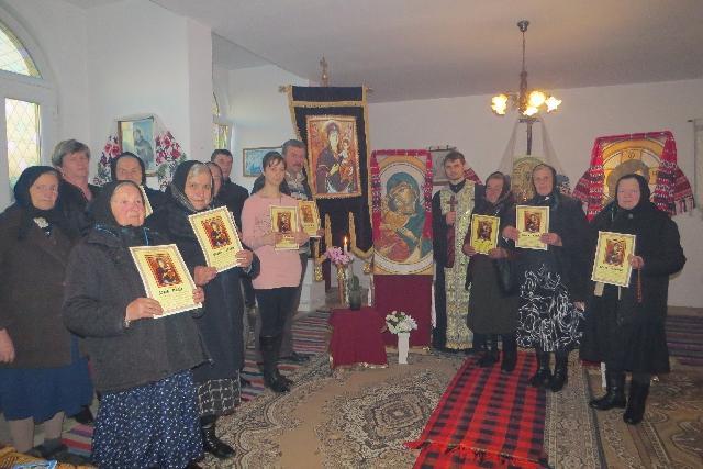 """""""Înfiintarea reuniunii mariane în parohia Cizer, Salaj"""","""