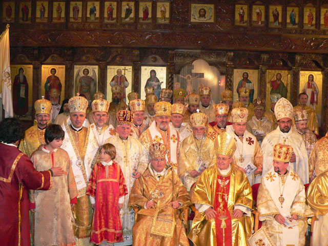 """""""Întâlnirea anuala a episcopilor orientali catolici din Europa – Sofia, Bulgaria, 5-7 noiembrie 2010. Comunicat"""","""