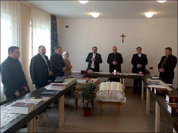 Întâlnirea responsabililor cu pastoratia vocationala din România,