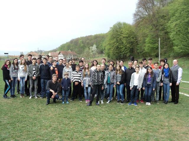 Întâlnirea tinerilor din Protopopiatul de Oradea,