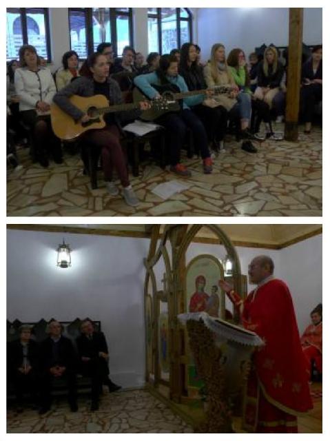 Exercitii spirituale pentru tinerii din Zalau,