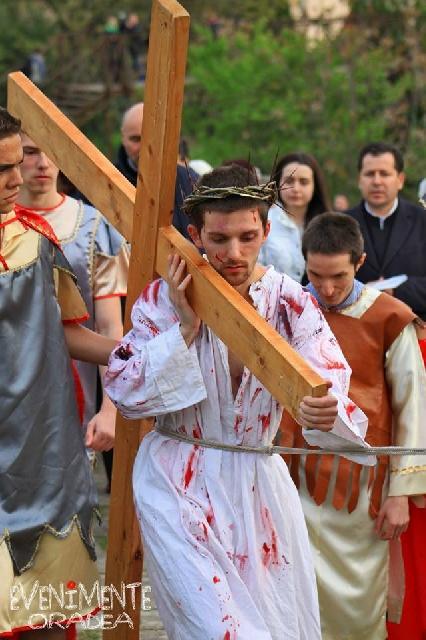 Invitatie: Calea Sfintei Cruci pe dealul Calvaria,
