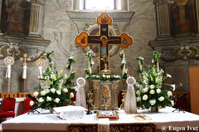 Duminica Sfintelor Pasti în Catedrala din Oradea,