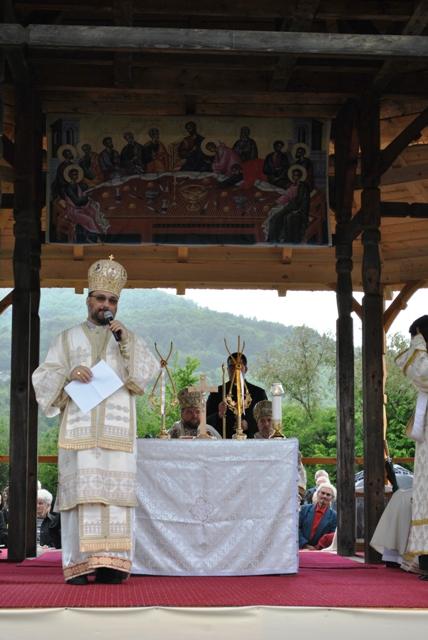 Predica Preasfintiei Sale Mihai la Sfânta Liturghie de la Cimitirul Saracilor din Sighet,