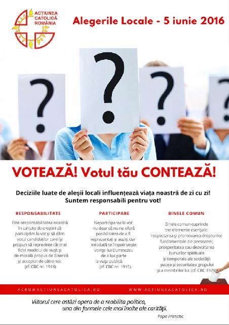 Participare la alegerile locale,