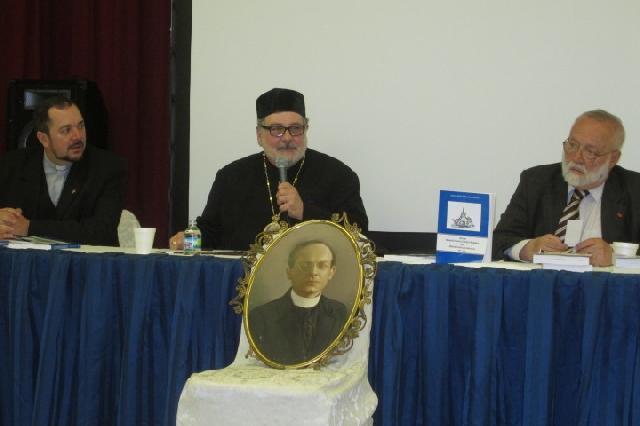 """Conferinta Internationala dedicata Bisericii Greco-Catolice (Cleveland, Ohio)"","