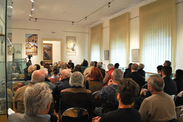 "Ziua internationala a muzeelor sarbatorita  Muzeul ""Aurel Lazar"","
