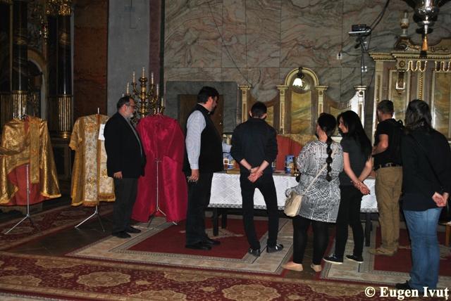 """Noaptea Muzeelor la Catedrala """"Sfântul Nicolae"""","""