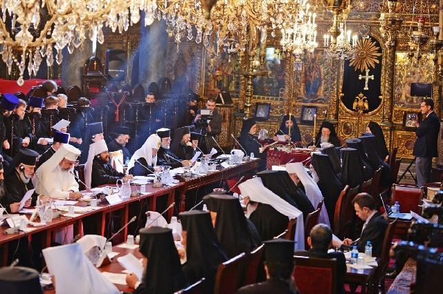 Totul pregatit pentru Sinodul Panortodox,
