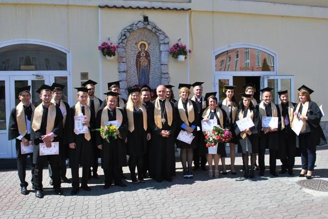 Festivitatea de absolvire a promotiei 2016 – Licenta si Masterat,