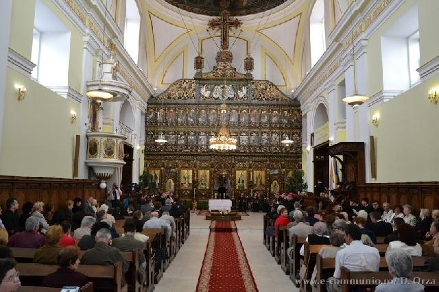 150 de ani ai Academiei Române sarbatoriti la Blaj,