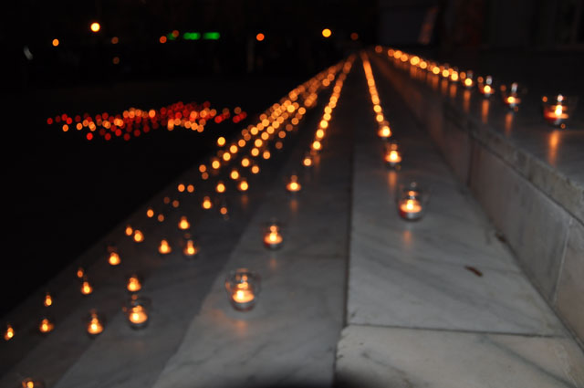 Un milion de stele la Oradea,