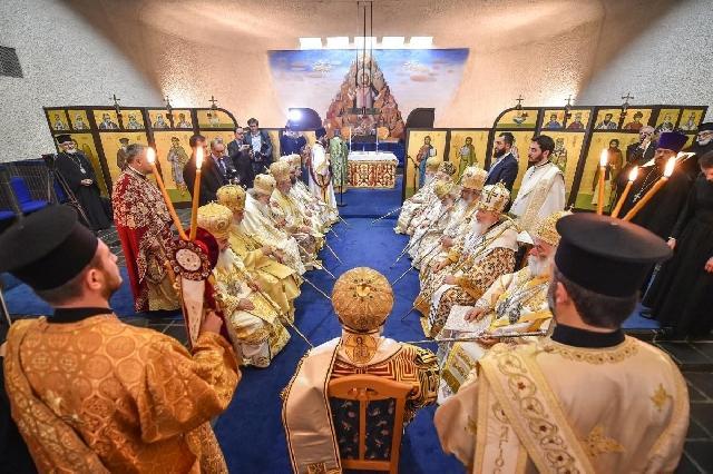 Sfântul si marele conciliu al Bisericii Ortodoxe,