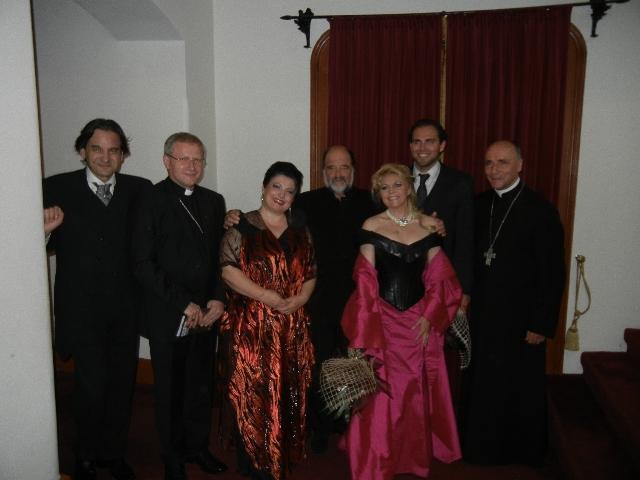 Concert în Bazilica Romano-Catolica din Oradea,