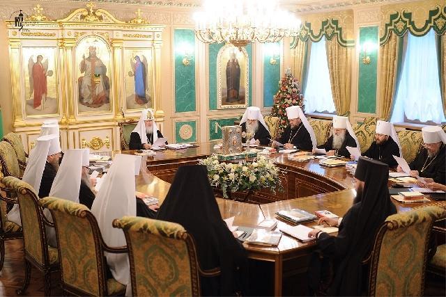 Biserica Ortodoxa Rusa cere sa se amâne conciliul din Creta,