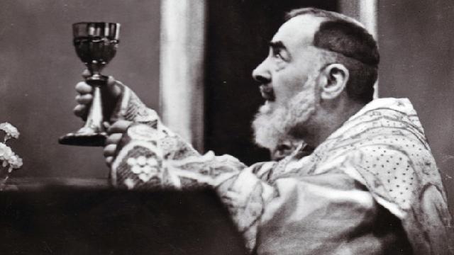 O zi cu Padre Pio,