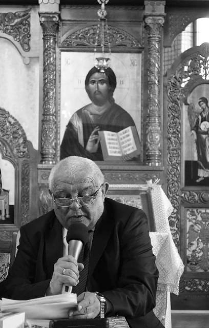 Cuvântul Preasfintiei Sale Virgil la înmormântarea domnului profesor Nicolae Bocsan,