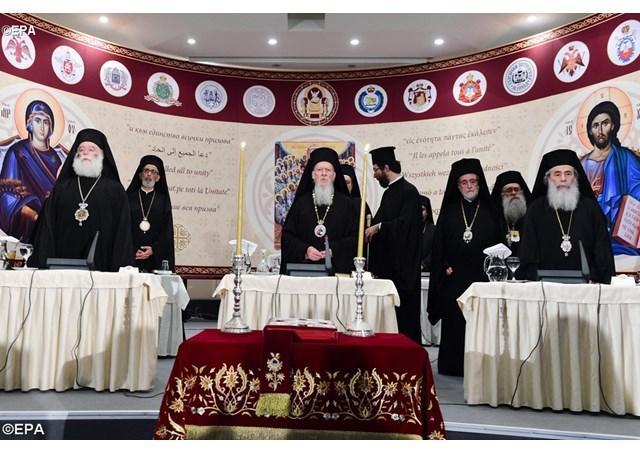 Mesajul Sfântului si Marelui Sinod al Bisericii Ortodoxe,