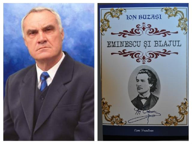 Aparitie editoriala: Eminescu si Blajul de Ion Buzasi,
