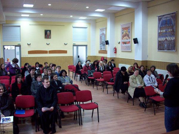 Prima întâlnire a preoteselor din Eparhia de Oradea,