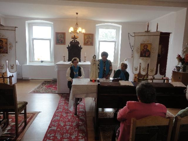 Pasi spre reînfiintarea Reuniunii Mariane la Bobota,